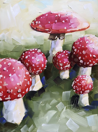 Toadstool (Fly Agaric)