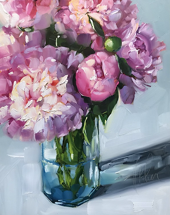 Forever Peonies