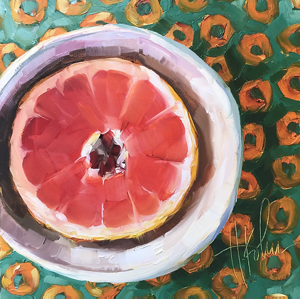 Grapefruit *circles