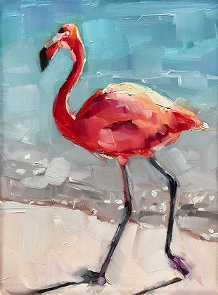 Flamingo I, Dance
