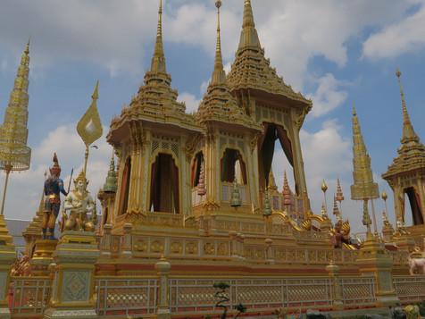 Bangkok, le chok