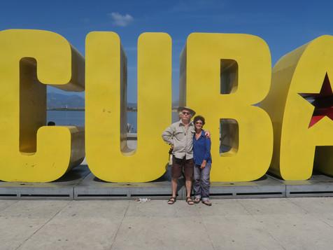 Cuba, hasta la vida, siempre !