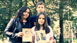 Nova Geração retrato jovens família