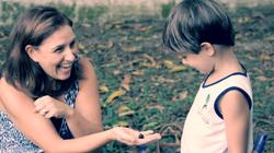 Mãe e Filho retrato filme de família