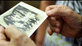 raízes, retrato de família, foto e história de família