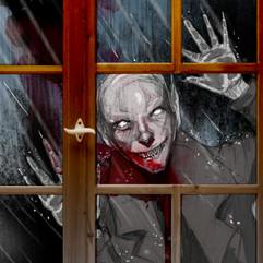 Baal The Vampire Demon Outside