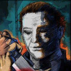 Micheal Myers Illustration