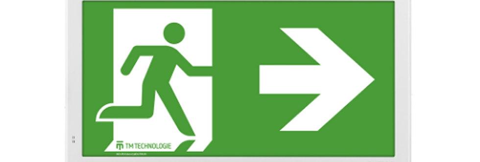 Πινακίδα Εκκένωσης ONTEC E