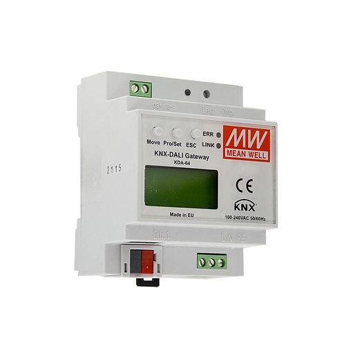 KDA-64 KNX to DALI Gateway