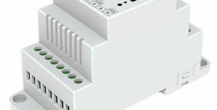 D4 LED Controler 4CH (Din rail)