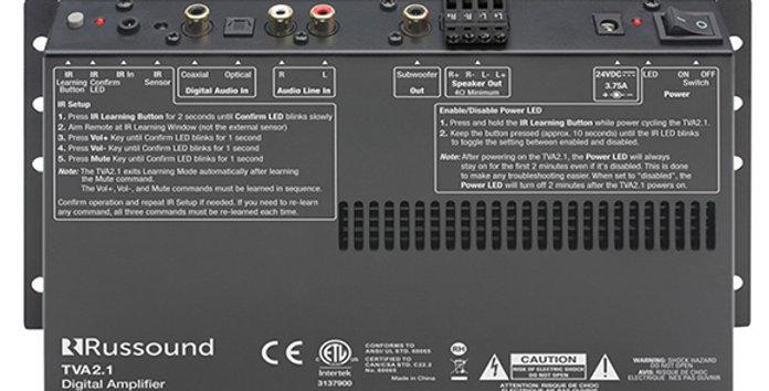 TVA2.1 Digital Two-Channel TV Amplifier