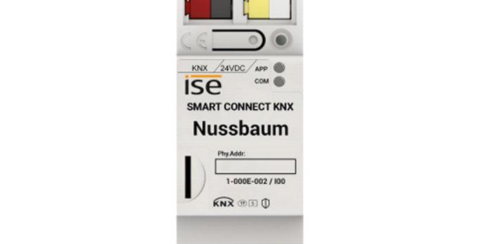 Smart Connect KNX Nussbaum