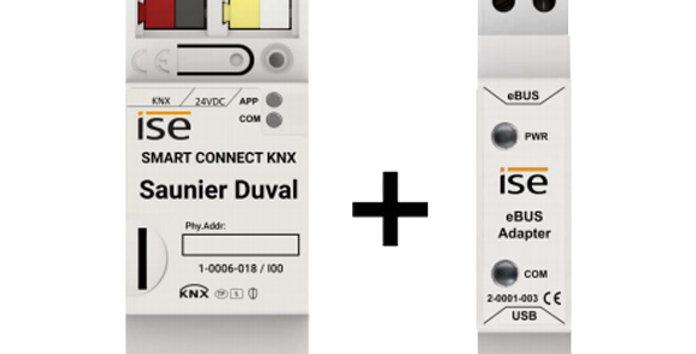 Smart Connect KNX Saunier Duval