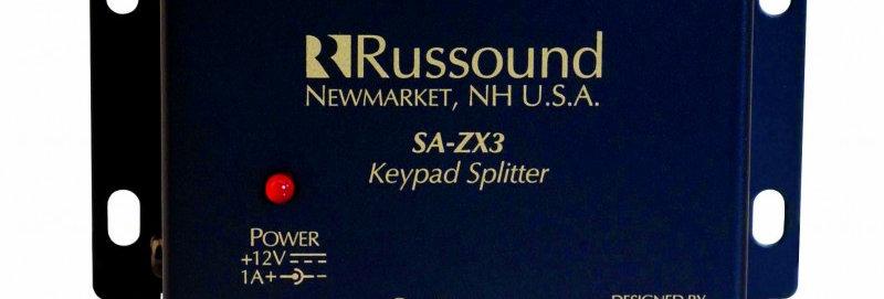 SA-ZX3 Keypad Splitter