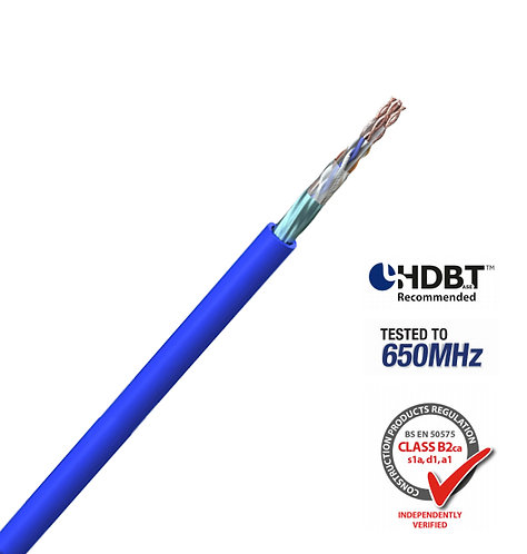 Καλώδια CAT 6A HDBaseT