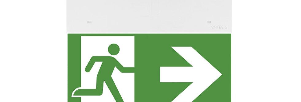 Πινακίδα Εκκένωσης ONTEC G