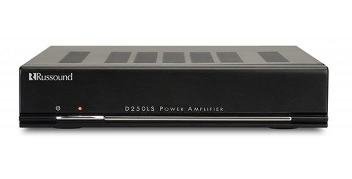 D250LS 2-Channel Digital Amplifier