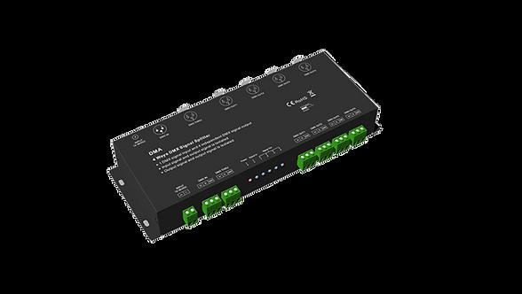 4 Ways DMX Signal Splitter