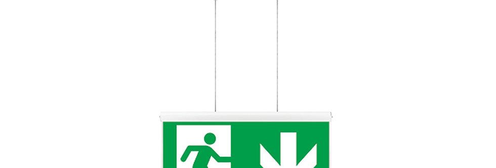 Πινακίδα Εκκένωσης iTECH Z