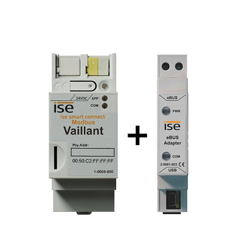 Smart Connect Modbus Vaillant