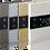 Thumbnail: Θερμοστάτες Αφής ΚΝΧ ROSA Metal
