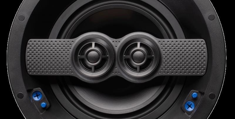 """IC-820T 8"""" Enhanced Single Point Stereo Loudspeaker"""