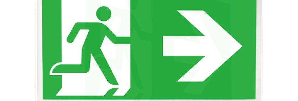 Πινακίδα Εκκένωσης PRIMO E