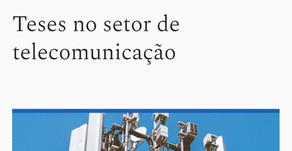 Teses no Setor de Telecomunicação