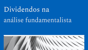 Dividendos na Análise Fundamentalista — PG 06