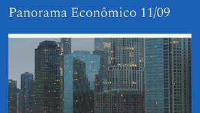 Panorama Econômico — 11/09