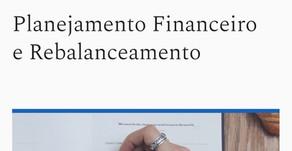 Planejamento Financeiro e Rebalanceamento