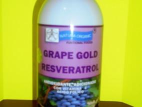 RESVERATROL GRAPE GOLD ANTIOXIDANTE Propiedades del Resveratrol, ¿Puede Prolongar La vida?