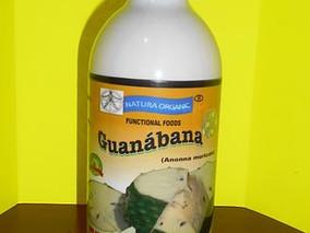 Guanabana Extracto 100% Natural y Organico