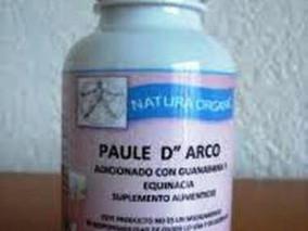 PAULE D ARCO  ANTITUMORAL, ANTIMETASTASIS