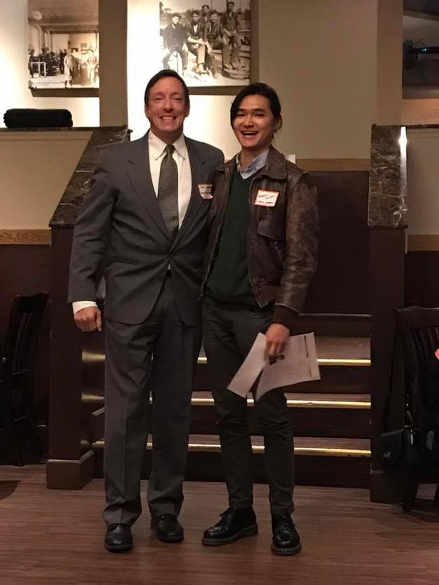 ITM Founder Received Prestigious Food Science Graduate Student Award