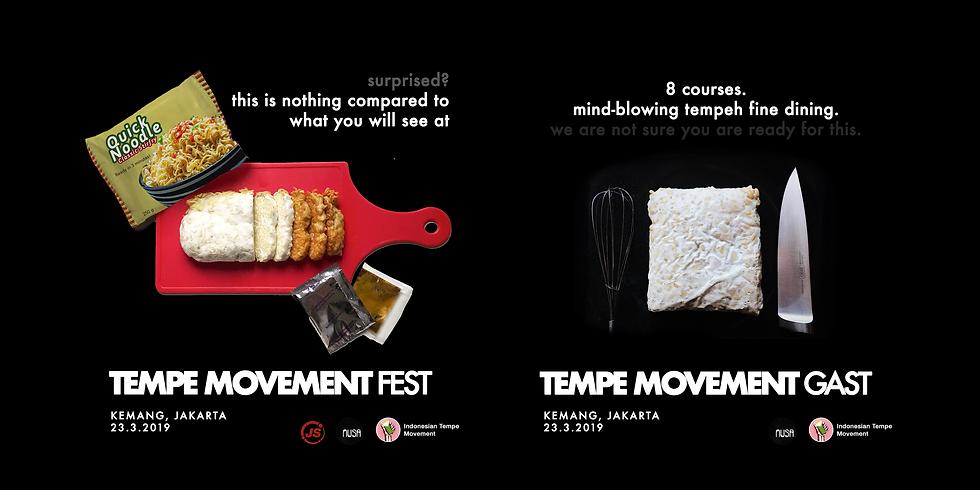 Tempe Movement Fest & Gast