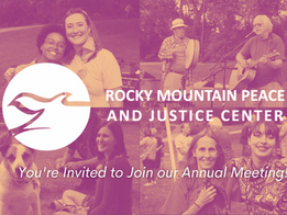 Join us for our Annual Meeting 10/27!