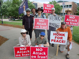 Anti-War Demo: No War on Iran! June 29th