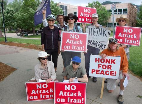 Anti-War Demo: No War on Iran! June 29th
