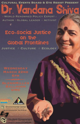 Eco-Justice on the Global Frontlines