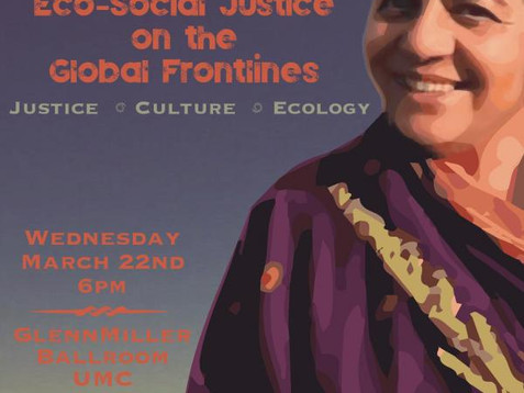 Eco-Justiceon the Global Frontlines