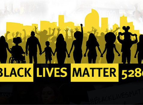 Solidarity with Black Lives Matter 5280