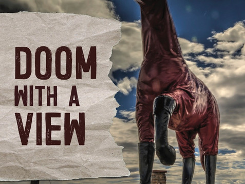 Book Launch: Doom With a View 9/4/2020