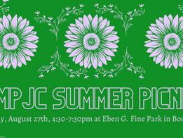 RMPJC Summer Picnic 8/27