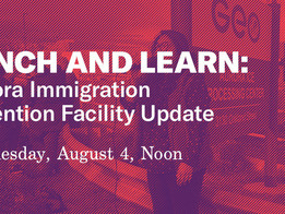 Lunch and Learn 8/4