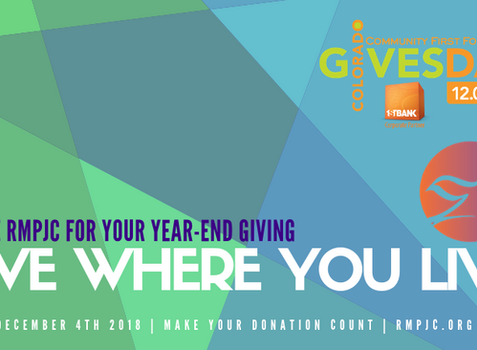 Schedule your CO Gives Day Contribution Today!