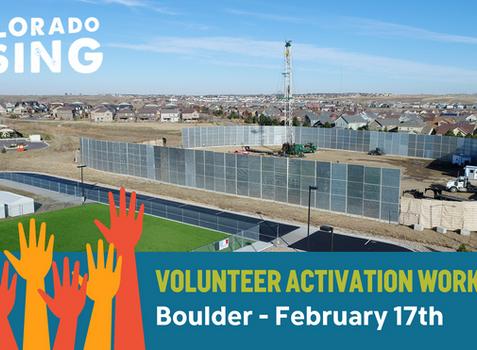 Fracking Ballot Initiative Training this Saturday!  February 17th