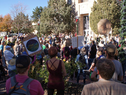 December 6th Boulder Says No More Funding for DAPL!