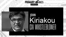 Podcast about John Kiriakou.