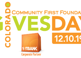 December 10th is Colorado Gives Day